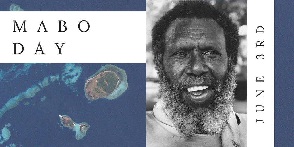 Mabo Day 3rd June