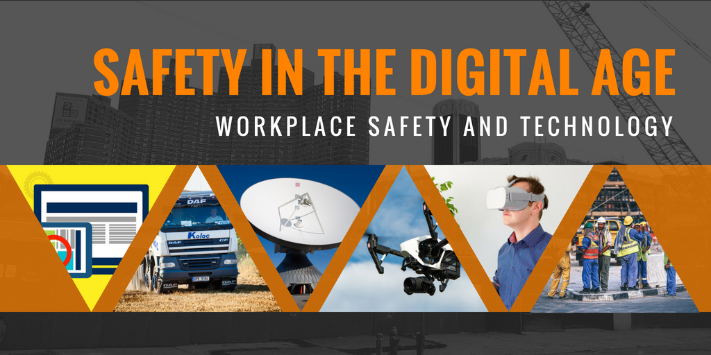 Safety in The Digital Age: Workplace Safety and Technology