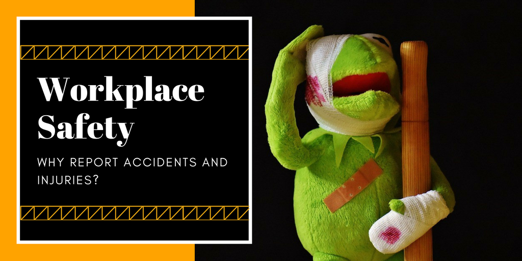 Workplace Safety: Why Report Accidents and Injuries?