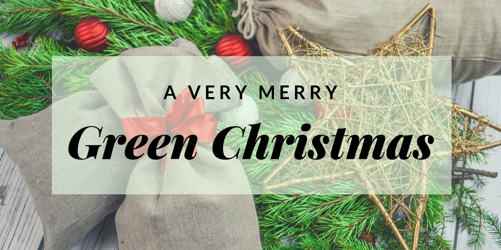 A very merry, Green Christmas