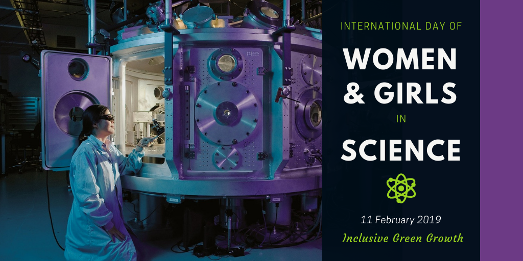 International Day of Women and Girls in Science (IDWGS)
