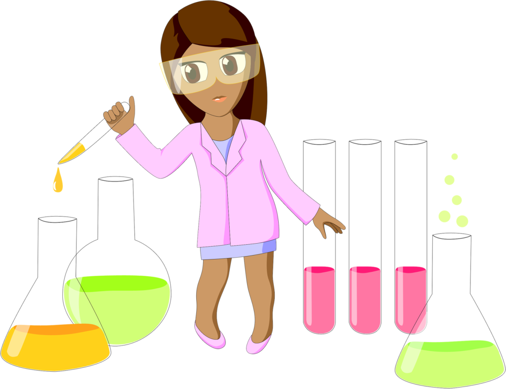 women and girls in science