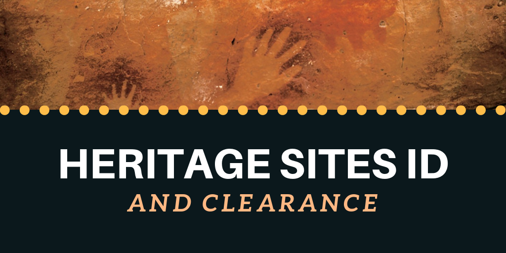 Heritage Sites ID and Clearance