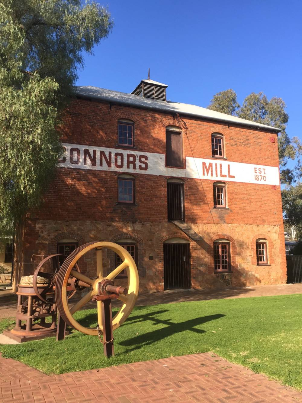 Connors Mill WA