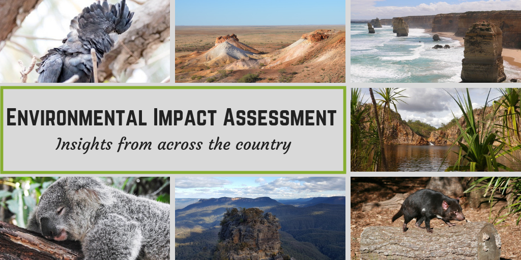 Environmental Impact Assessment – Insights from across the country