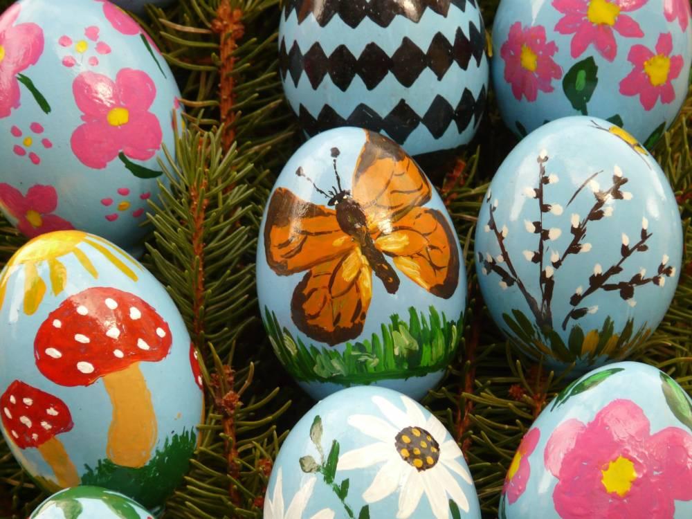 Environmentally-friendly Easter
