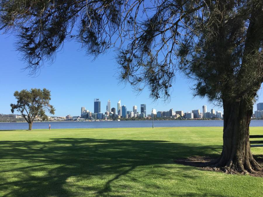 Perth Green Space
