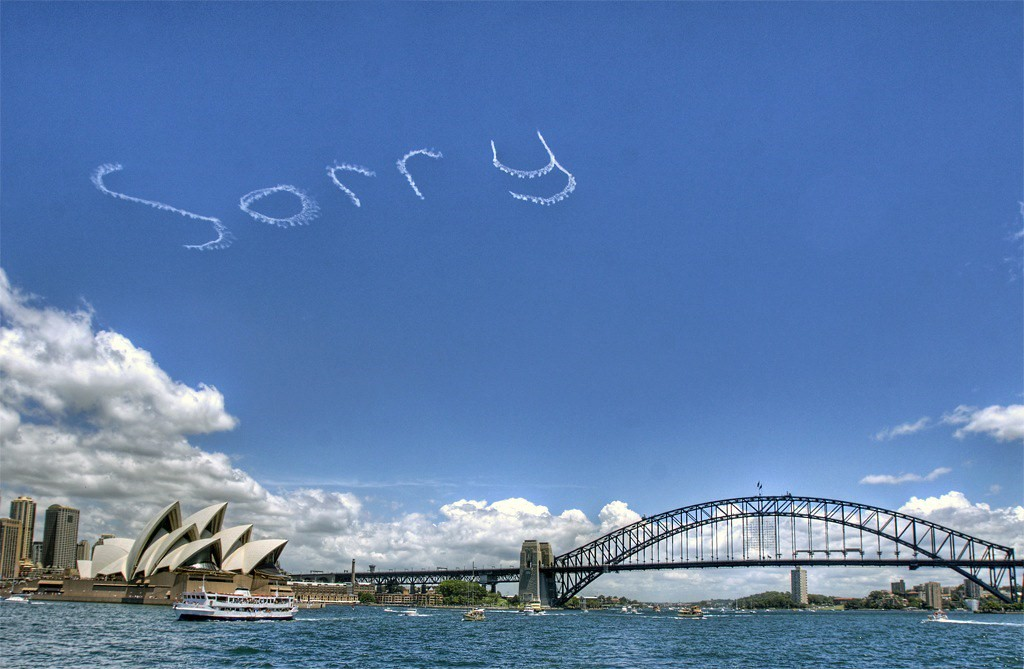 National Sorry