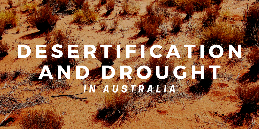 Desertification and Drought in Australia