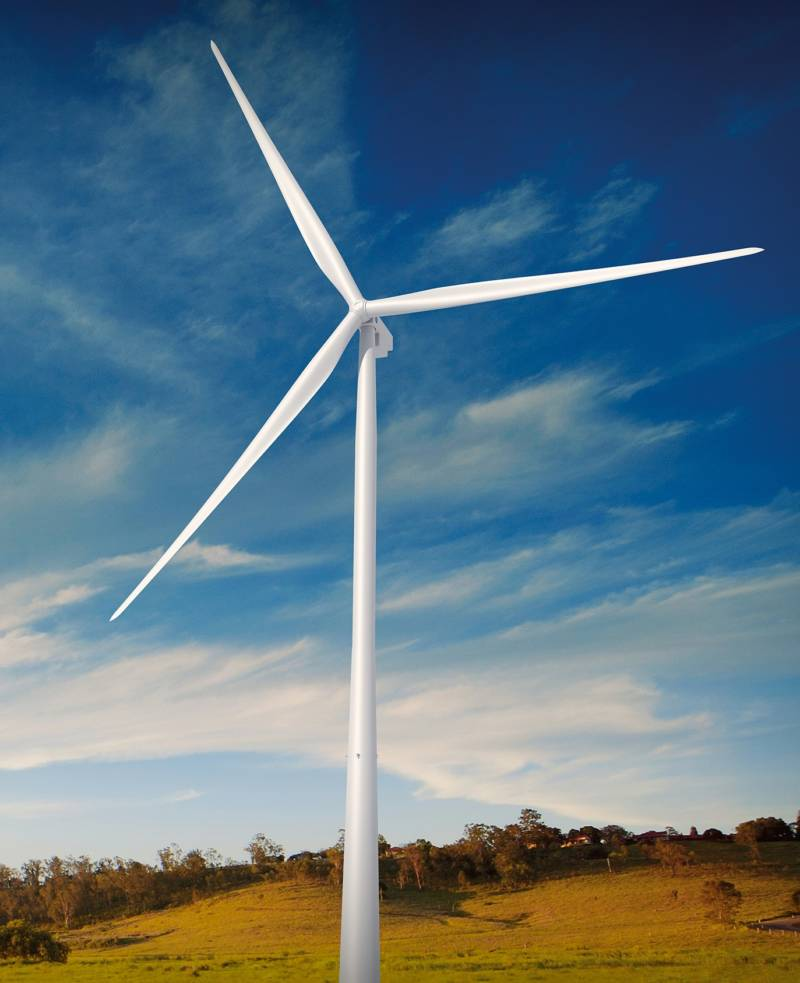 Wind Power: Australia's Wind Resources - Integrate Sustainability