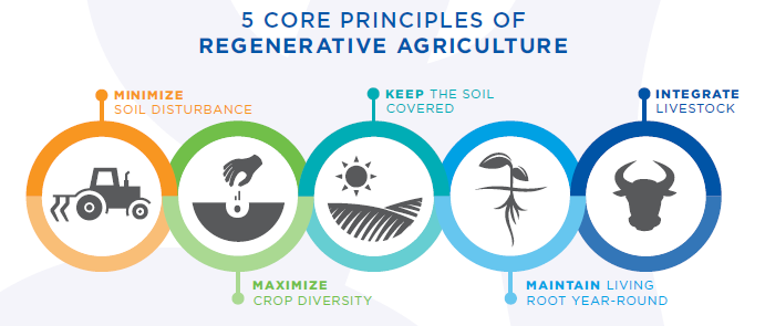 5 Core Principles of Regenerative Agriculture