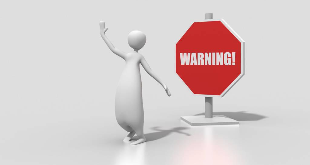 Warning Hazards!