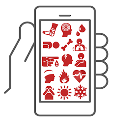 Safety and Emergency Mobile Icons