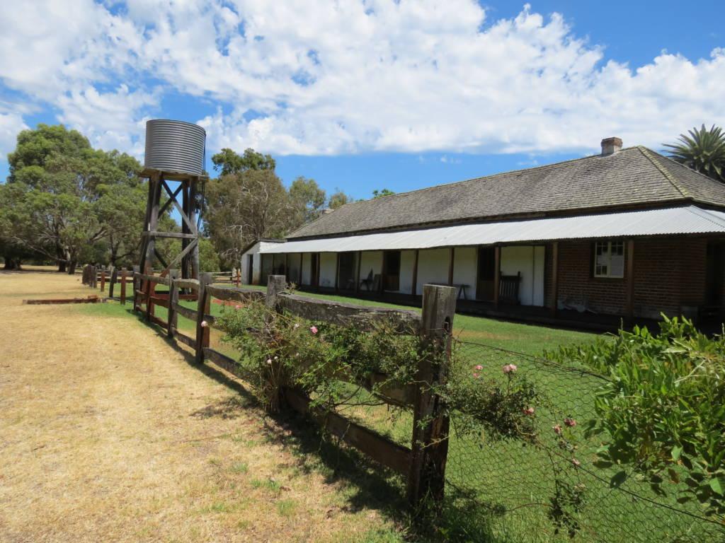 WA Heritage Listed Cottage