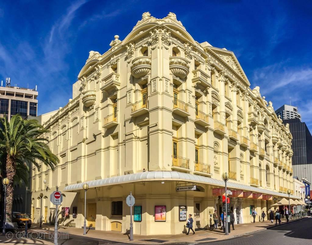 His Majesty's Theatre - Perth