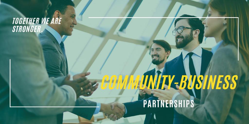 Community-Business Partnerships