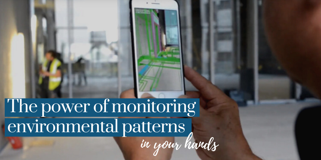 Cool technology for environmental monitoring