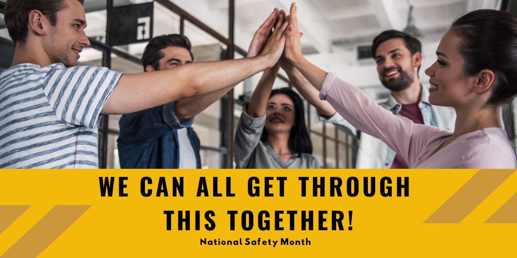 COVID-19 in the Workplace – National Safety Month