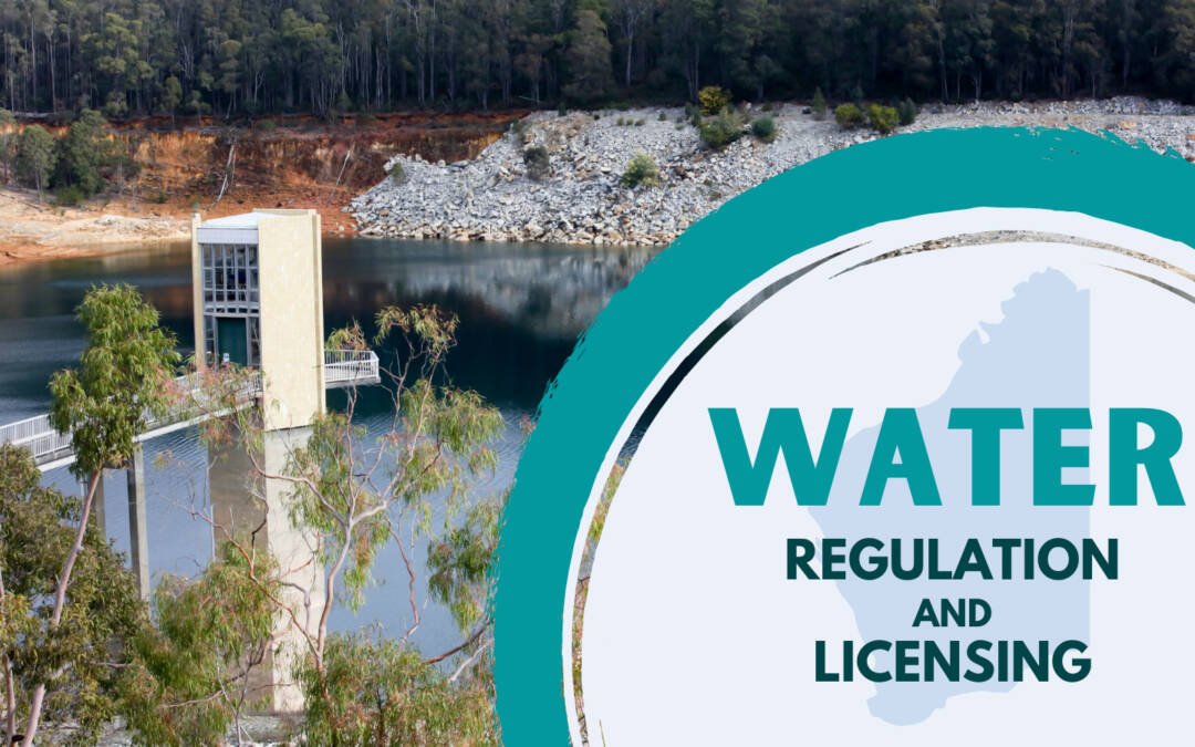 Water Regulation and Licensing