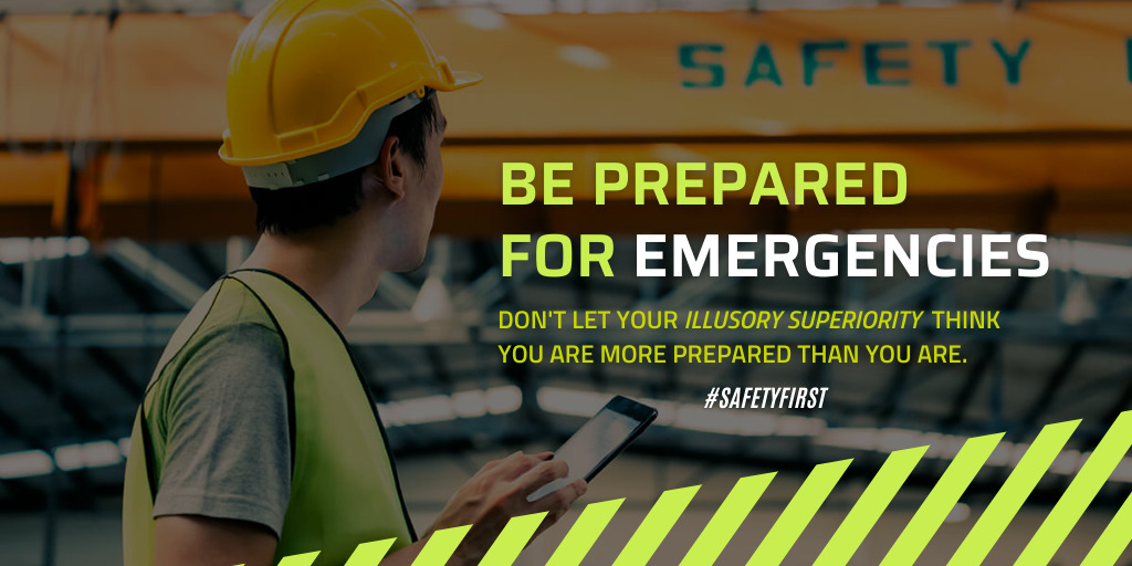 Emergency preparedness – Is your workplace ready for an emergency?
